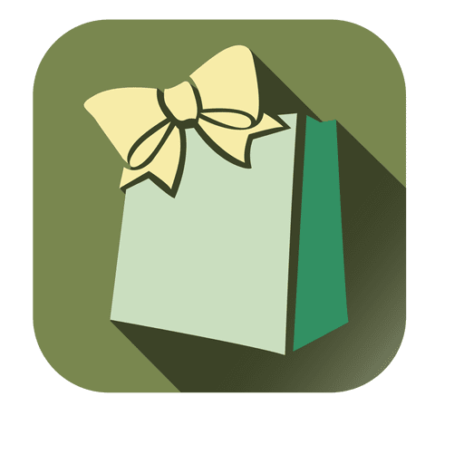 Gift Pack Cartoon Icon