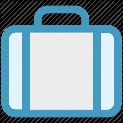 Bag, Brief Case, Case, Hand Bag, Suit Case Icon