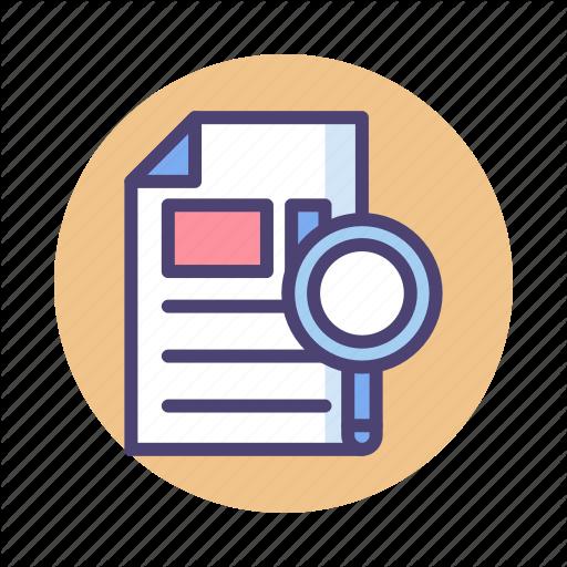 Case, Case Study, Study Icon
