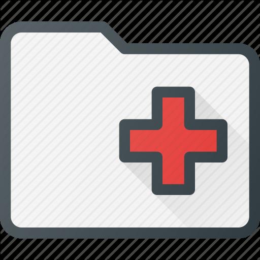 Case, Folder, Medical, Study Icon