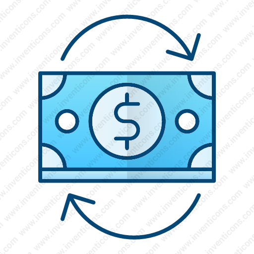 Download Cash,flow,investment Icon Inventicons