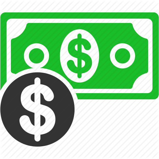 Cash, Coin, Dollar, Finance, Money, Payment, Sales Icon