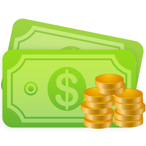 Cash Icon Free Of Pretty Office Icons
