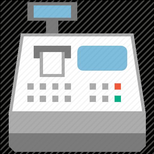 Cash Register, Cashbox, Counter, Payment, Sell Machine, Shop