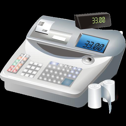 Cash Register Icon Large Business Iconset Aha Soft