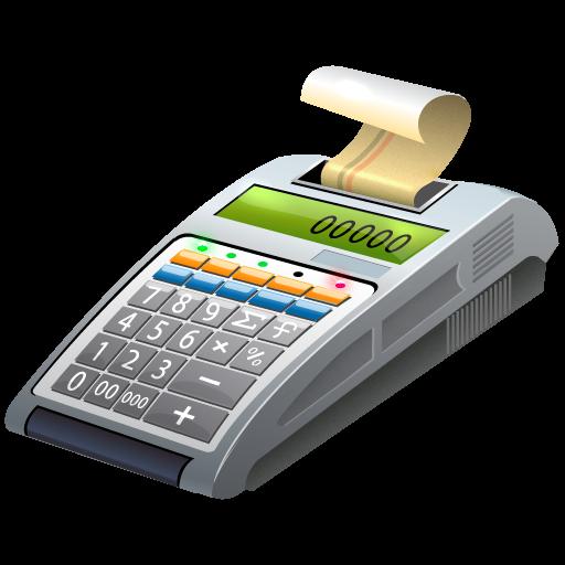 Cash Register Icon Universal Shop Iconset Aha Soft