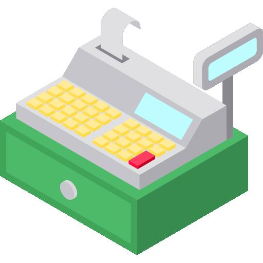 Cash Register Icon Community
