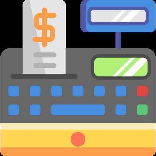 Cashier Machine Cashier Png Icon