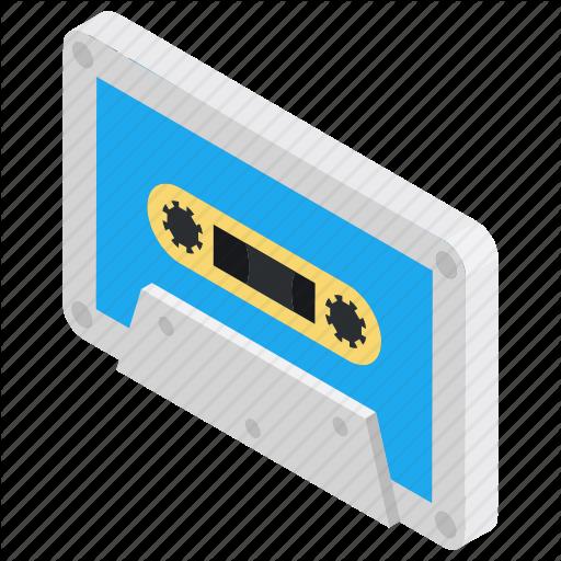 Audio Cassette, Cassette, Cassette Tape, Music Cassette, Plastic