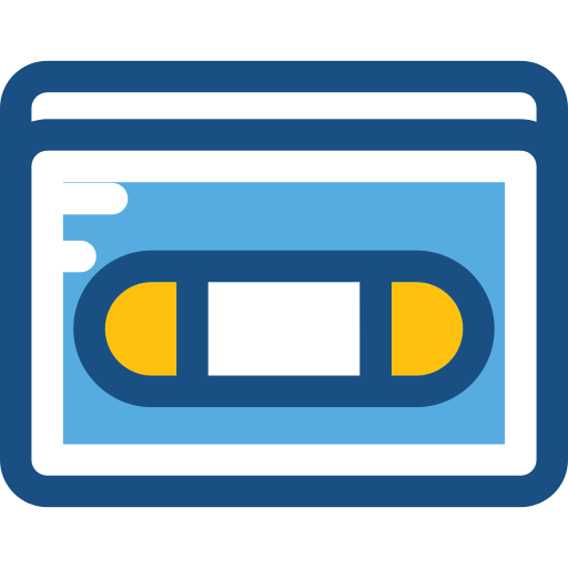 Cassette Png Icon