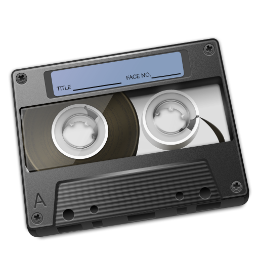 Get Free Icons Cassette Graphite Icon Cassette Icons Object