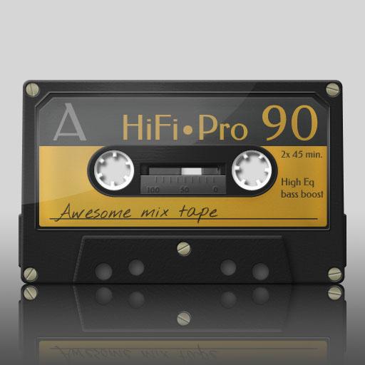 Free Audio Cassette Icons The Magic Of Illustration