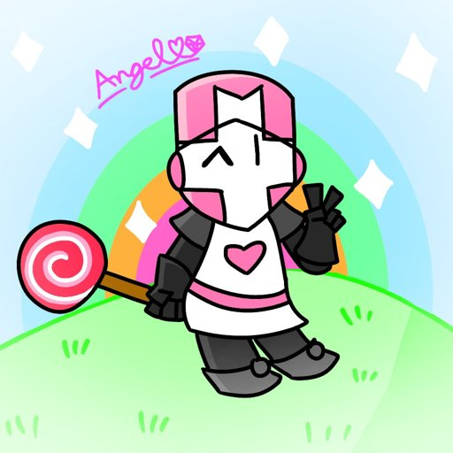 Crystal Castle Crashers Amino