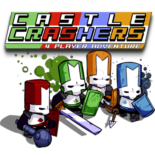 Icon Crashers Castle Boss