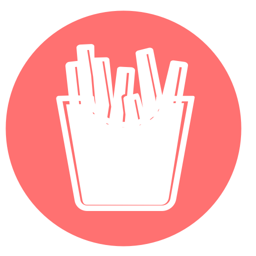 Casual Snacks, Flat, Casual Icon Png And Vector For Free Download
