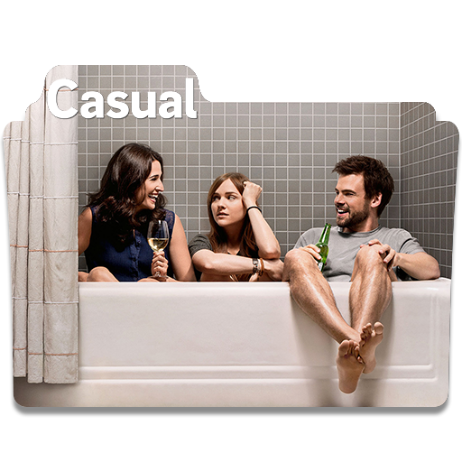 Casual Folder Icon
