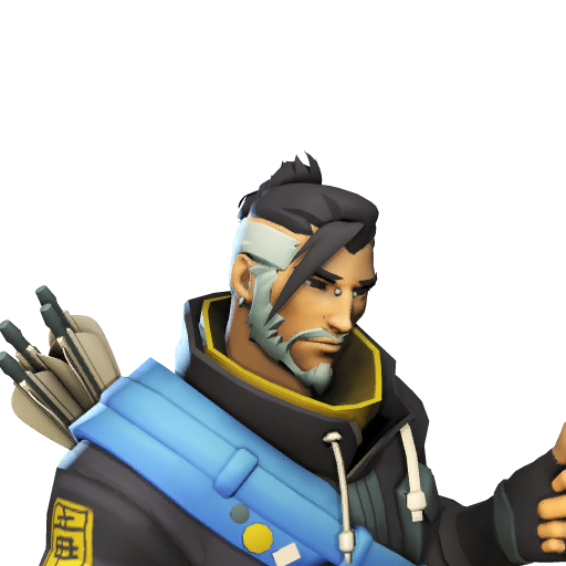 Hanzo Skin Changed On The Ptr, And The Player Portrait Has Been