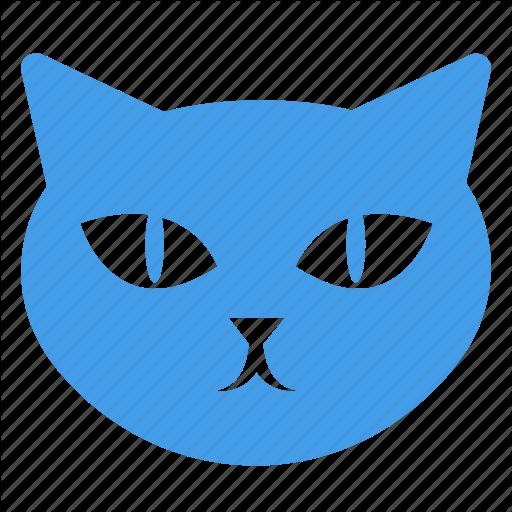 Cat, Cute, Face, Food, Kitten, Kitty Icon