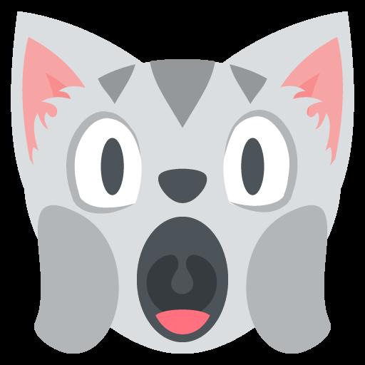 Weary Cat Face Emoji Emoticon Vector Icon Free Download Vector