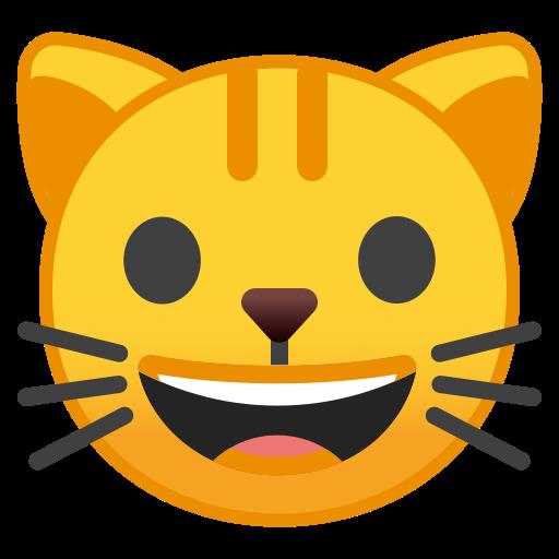 Cat, Face Icon Free Of Noto Emoji Animals Nature Icons