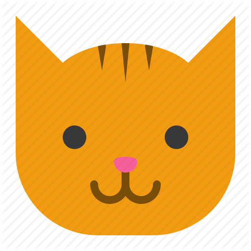 Animal, Cat, Face, Head, Pet, Zoo Icon