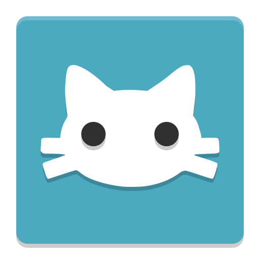 Meow Icon Papirus Apps Iconset Papirus Development Team