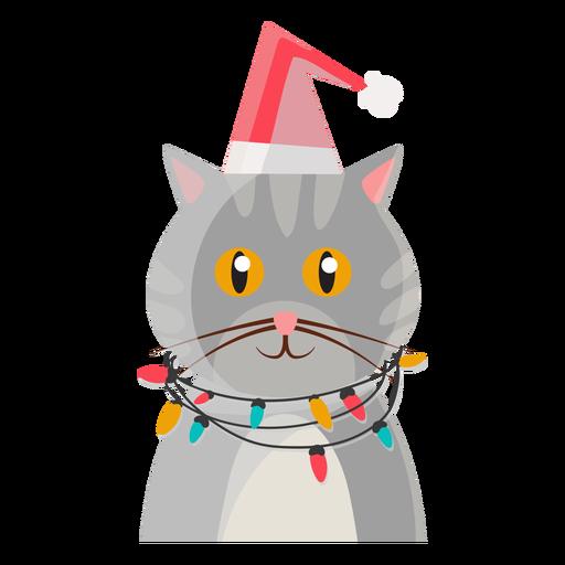 Christmas Cat Icon