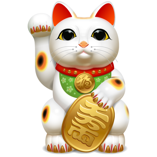 Cat Icons, Free Icons In Maneki Neko
