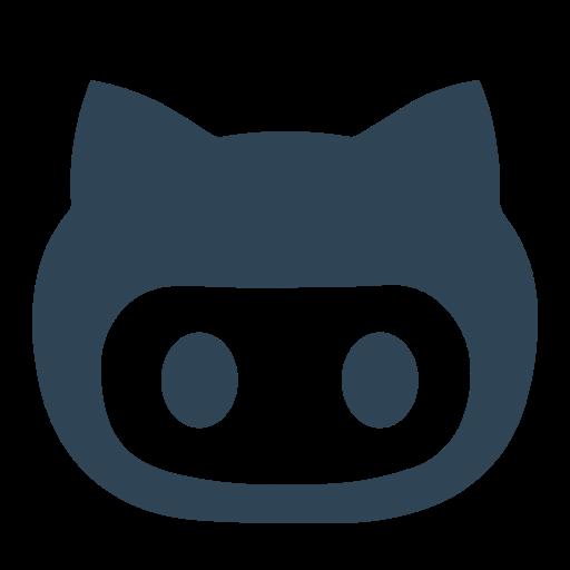 Figure, Avatar, Ninja, Face, Cat Icon
