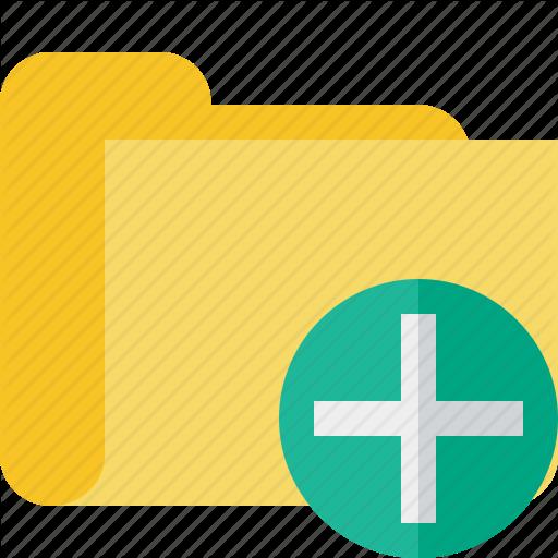 Add, Category, Folder Icon