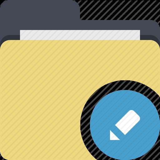 Categorized, Category, Documents, Edit Folder, Folder Icon