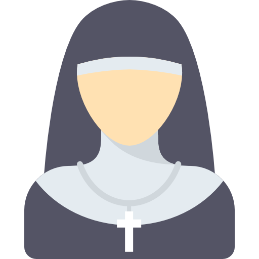 Nun Icons Free Download