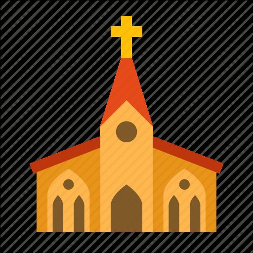 Catholic, Church, Holy, Religion, Temple Icon