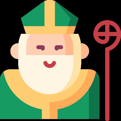 Saint Patrick Catholic Png Icon