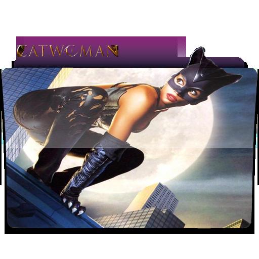 Icon Folder Catwoman