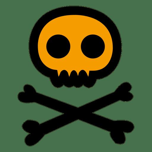 Halloween Danger Cartoon