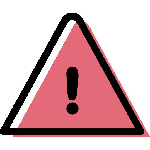 Warning Icons Free Download