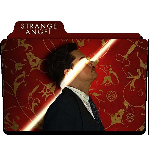 Strange Angel Folder Icon