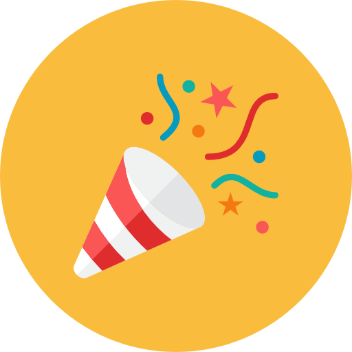 Celebration Download Png Icon