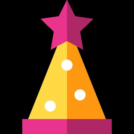 Fun, Birthday, Celebration Icon