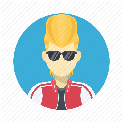 Avatar, Blond, Boy, Celebrity, Character, Famous, Glasses