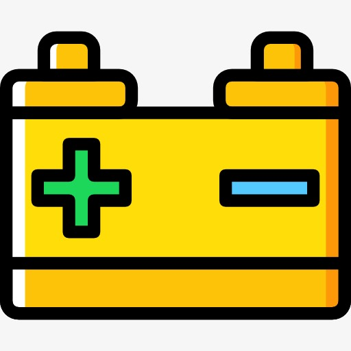 Battery, Dry Cell, Cartoon Png Image And Clipart For Free Download