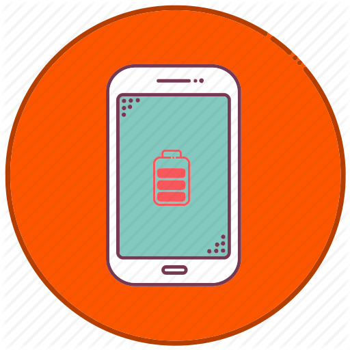 Battery, Cellphone, Devices, Mobile, Phone, Sign, Smartphone Icon