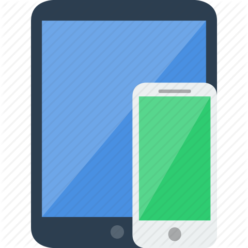 Tablet Smartphone Icon Images