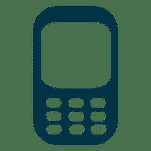 Cellphone Flat Icon