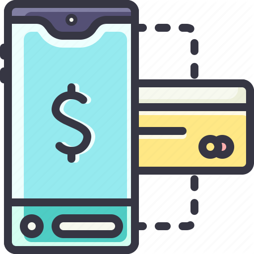 Card, Cellphone, Credit, Debt, Phone Icon