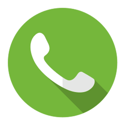 Telephone Call Icon Logo