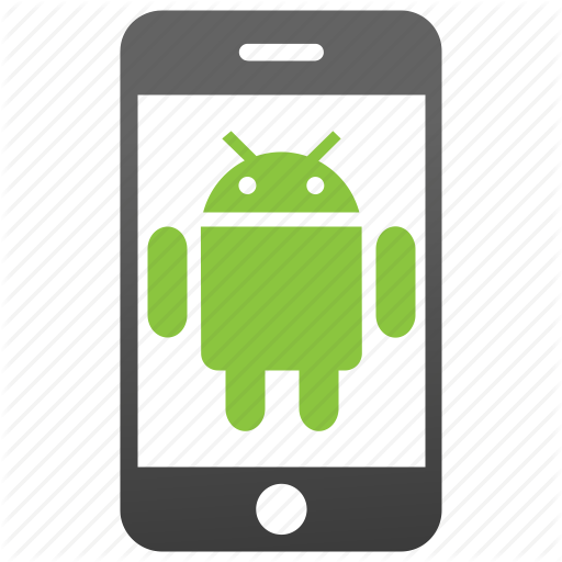 Android Smartphone Icons Images