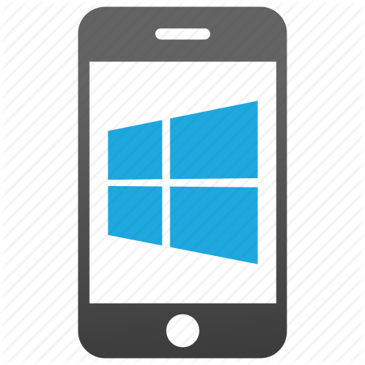Cell Phone Icon In Windows Images