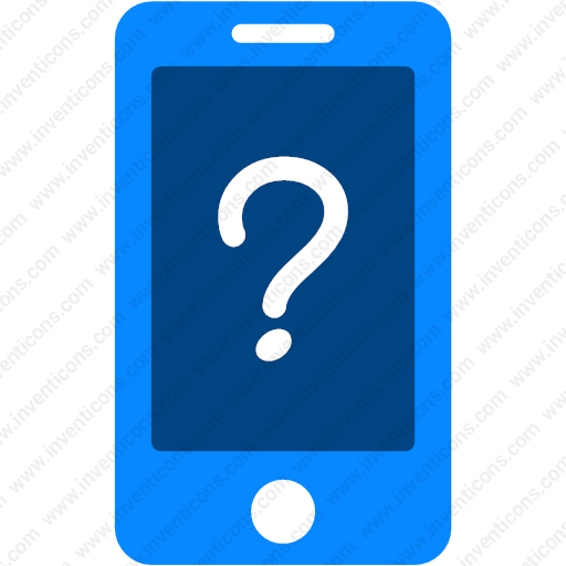 Download Call,mobile Question Mark,cell,smartphone,question Icon